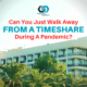 Can You Just Walk Away From A Timeshare During A Pandemic?
