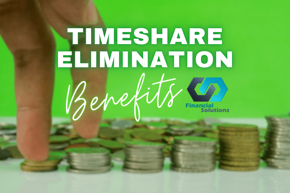 Timeshare Elimination Benefits